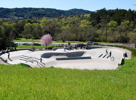 Teen Skaters Inspire Sustainable Upgrades to Moraga Skate Park