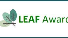 Introducing the LEAF Award