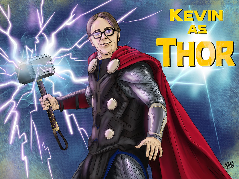 Kevin As Thor Commission.jpg