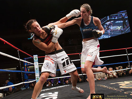 BAARS EAGER FOR MORE BIG MOMENTS IN LION FIGHT RING
