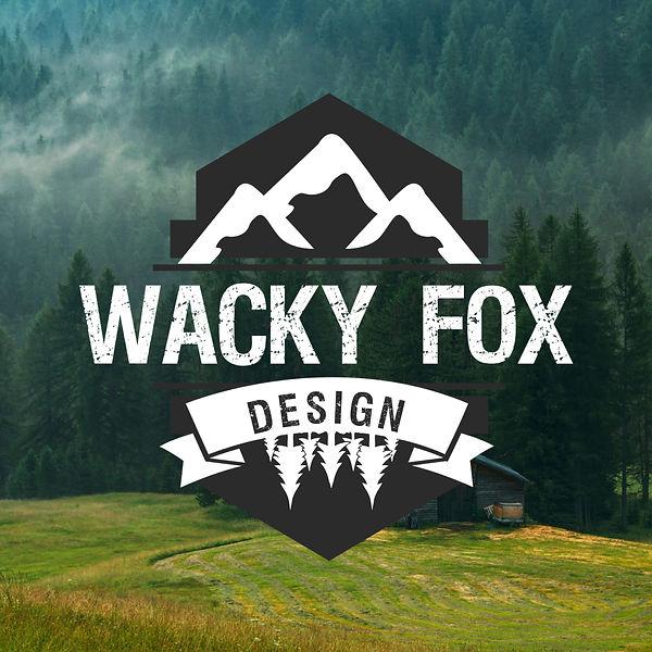 Wacky Fox Design
