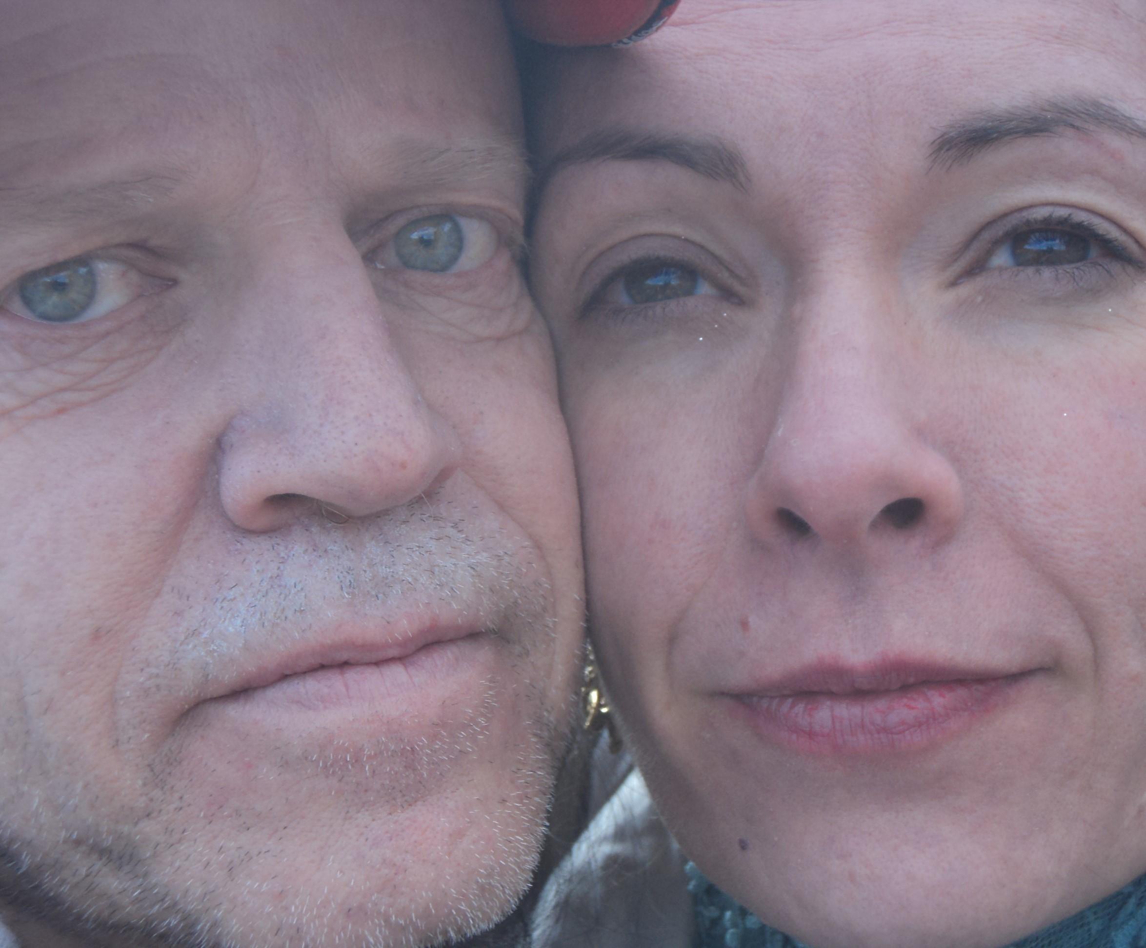 Audrey Landell e Alberto Guedes