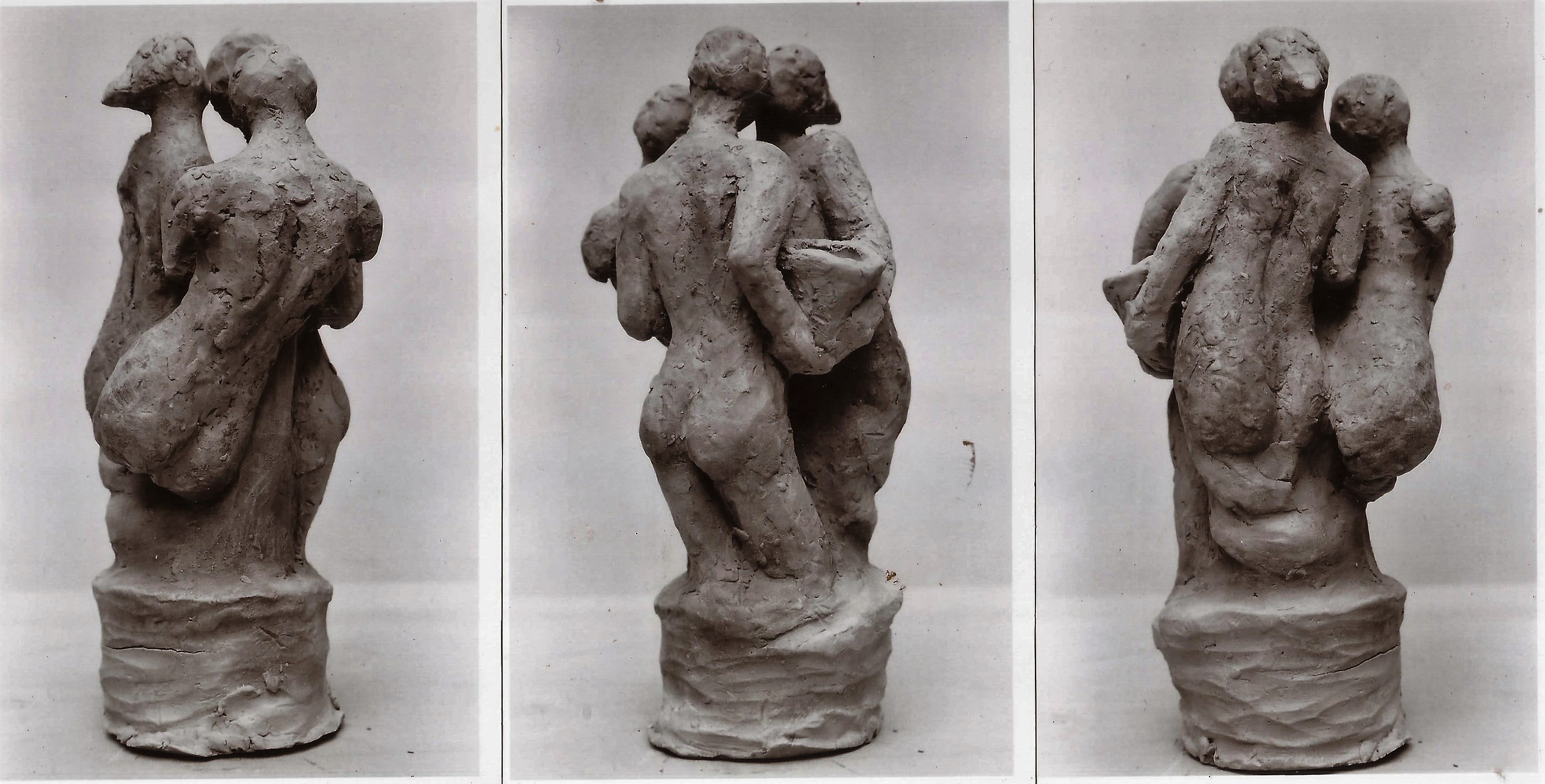 34.12 Trilogia (30hx20x20 cm)