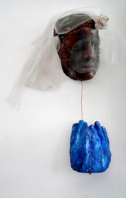 Noiva Morta-60 cmx35 cm
