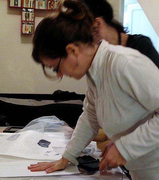Fernanda Castanho e Audrey Landell 2