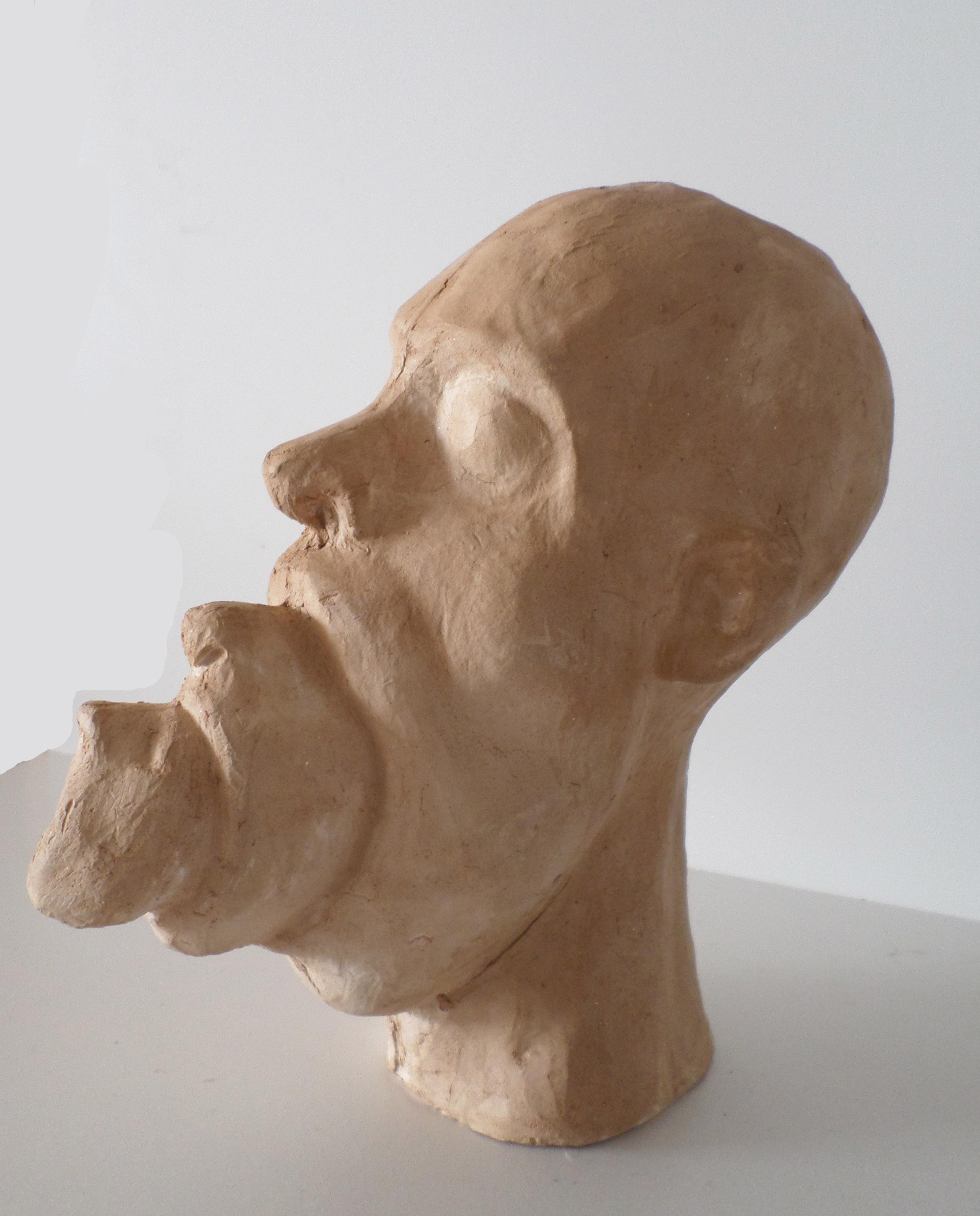 34.1 Três bocas (18hx18x10 cm)