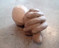 35.4 Falo mãos 3 (18hx16x22 cm)