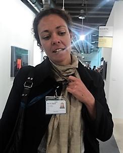 Andrea Landell de moura - Arte Basel