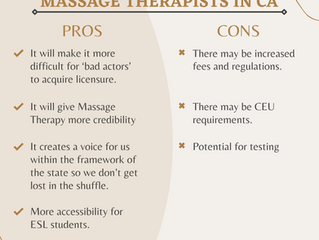 The Pros & Cons of Licensing in California