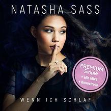 Natasha_Sass_COVER_Wenn_ich_schlaf_PREMI