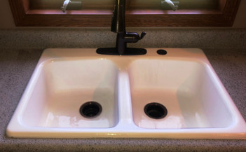 Refinished Sink