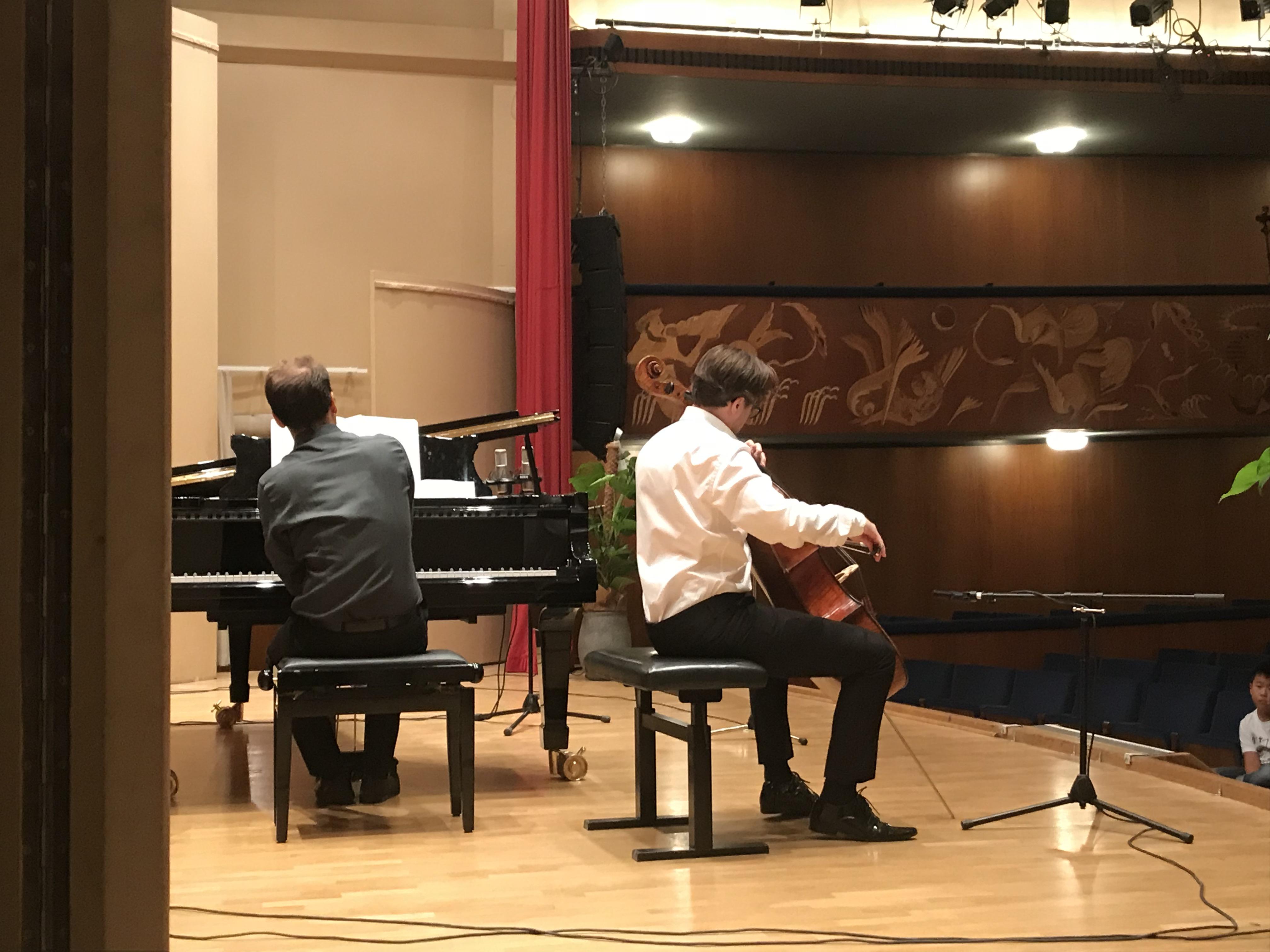 Debussy concert Stenhammarsalen