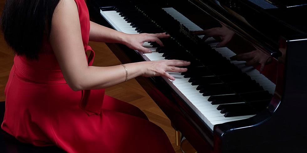 Piano solo concert in Gråbo