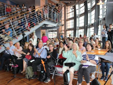 Successful Pianofestival in Gothenburg!