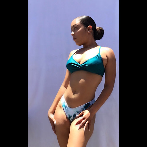 """Nicole"" Tie-Dye Bikini Swimwear"