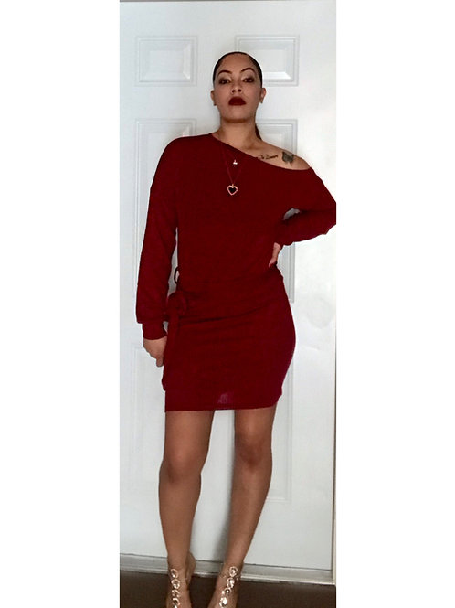 """Warm Me Up"" Sweater dress"