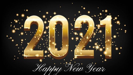 Happy New Year!! 🥂