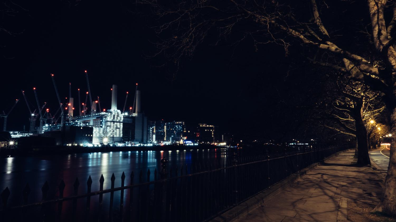 5am, Battersea Power Station