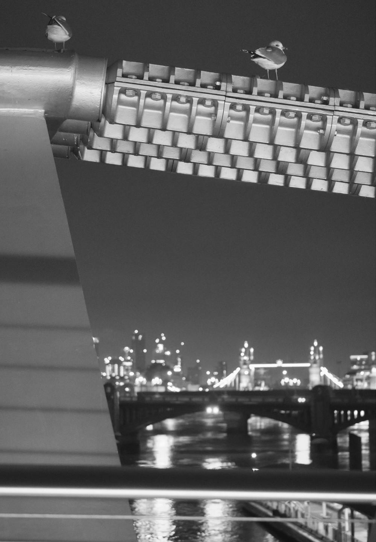 3am, Millennium Bridge