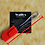 Thumbnail: Food Grade Non Stick Butter Cooking Silicone Spatula Set