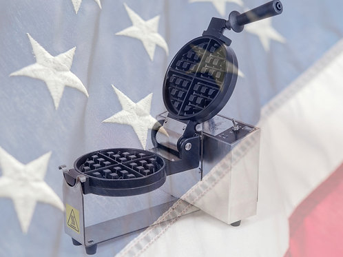 American Waffle Maker Purchase Outright
