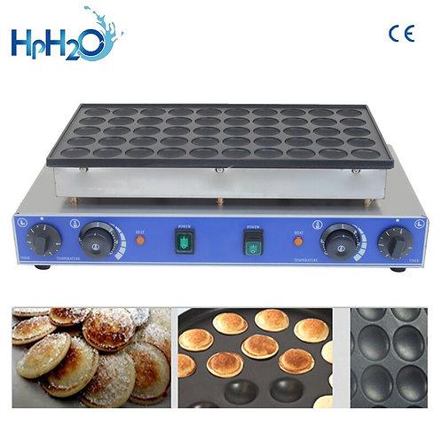 110v/220v Commercial  50 Hole Dutch Poffertjes Grill Mini Pancakes Maker