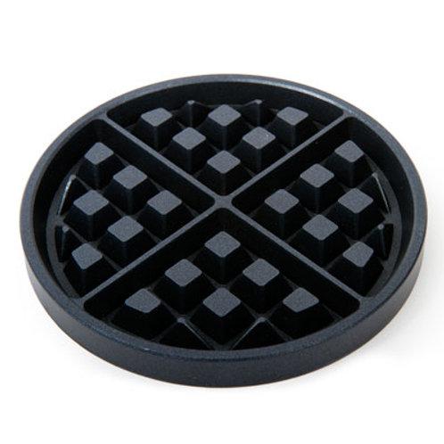 7 Inch Waffle Plates