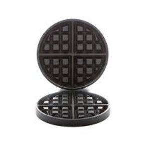 8 Inch Waffle Plates