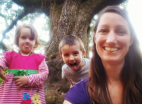 5 Steps for a Stay-At-Home Mom's Mental Health Day