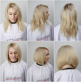 Re- Style Lond Bob