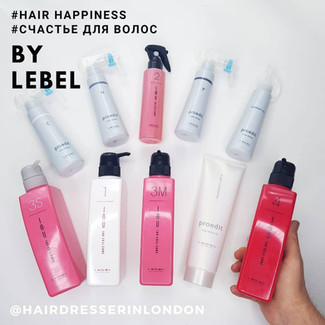 Hair Happiness Treatment By Lebel