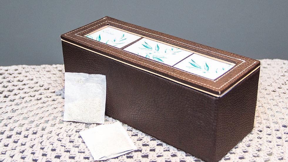 Caja de Té -TRIPLE
