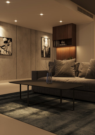 Mr. Ly's Apartment