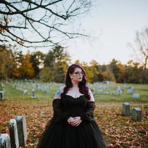 Gorgeous Gothic Bride