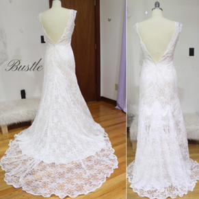Bustle Before and after