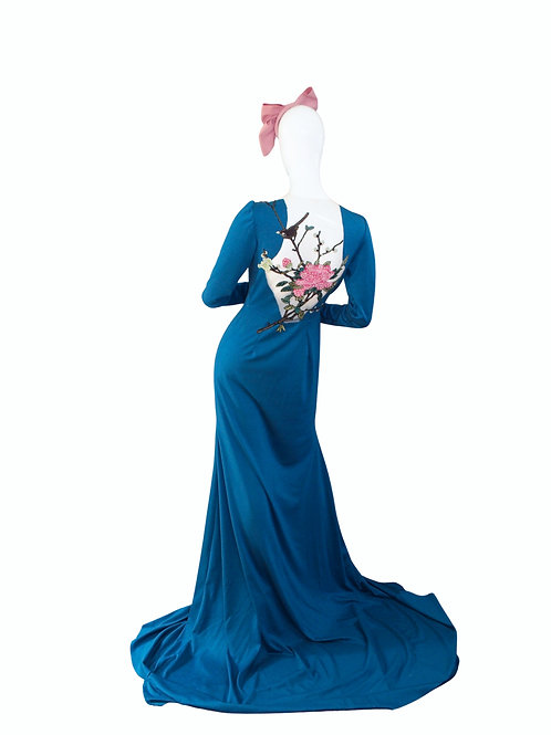 STARLET Long Sleeve Dress