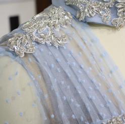 Custom MOB Dress