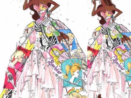 Simply The Best...Highlighting the Fashion Illustrations of Robert Best