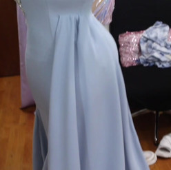 Custom Mother of the bride Gown