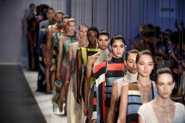 SPFW – São Paulo Fashion Week – Foto: IMM