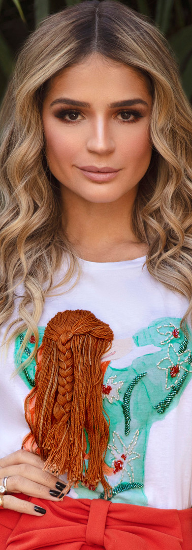 Thassia Naves (Foto: Leo Faria )