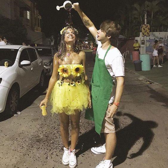 Inspirações Carnaval 2020 - Fantasias de Casal   Foto: Banco de imagens