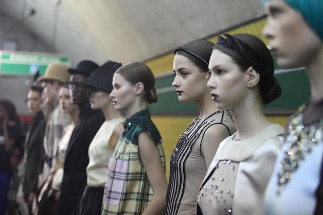 SPFW – São Paulo Fashion Week - Foto: Francisco Cepeda / AgNews