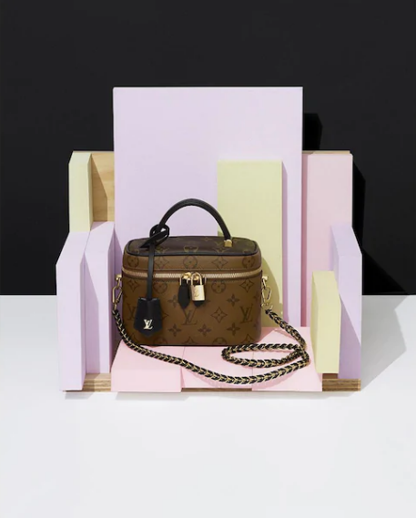 Louis Vuitton - Foto: https://br.louisvuitton.com