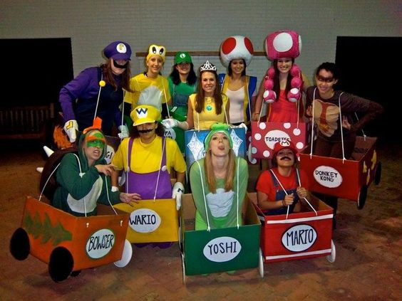 Inspirações Carnaval 2020 - Fantasia em grupo   Foto: Banco de imagens