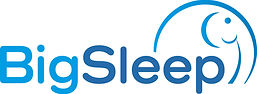 BigSleep logo with elephan and moon