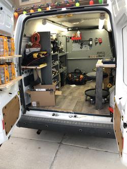 Eagle Mountain Locksmith Van
