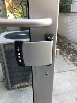 Commercial Locksmith Exit Device