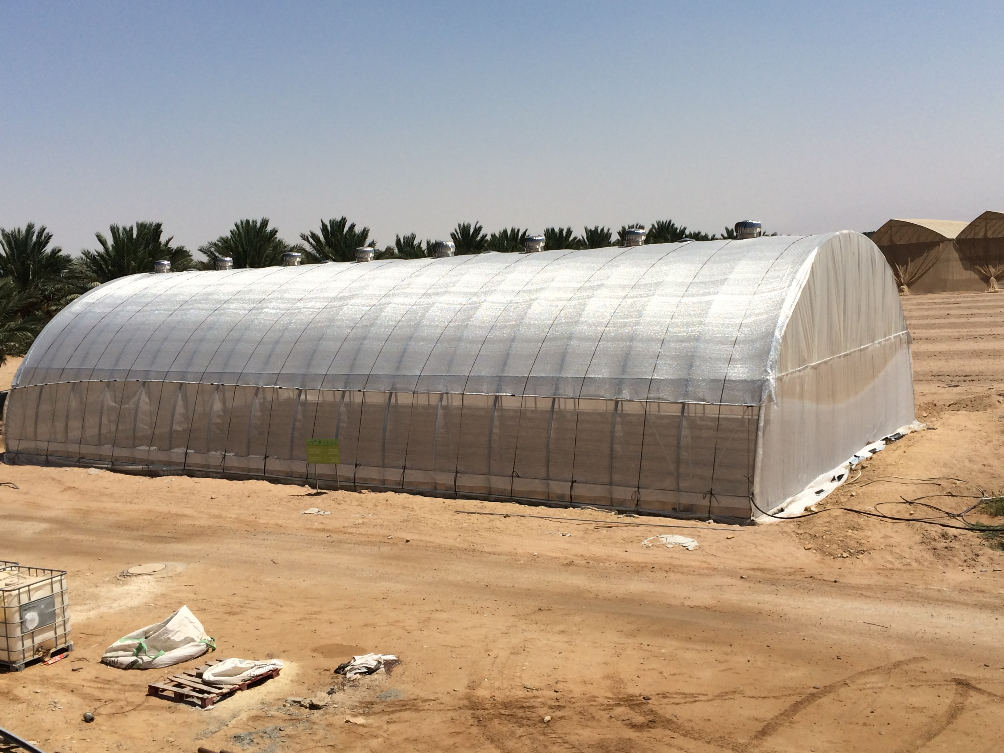 EnviroDome® in ARAVA Center 3