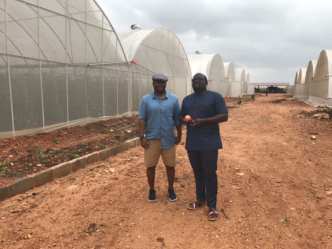EnviroDome® in Ghana 6